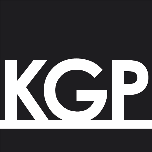 KGP logo bug